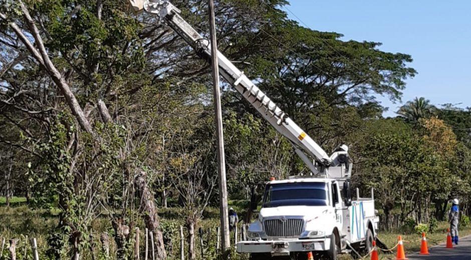 Air-e realiza labores de mantenimiento en Remolino y Sitionuevo.