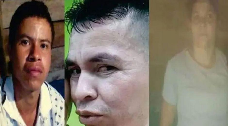 Tres personas asesinadas