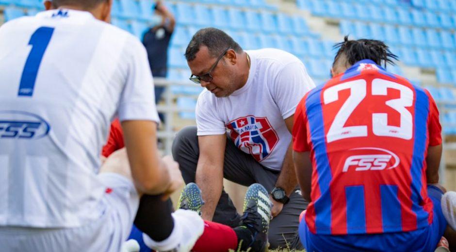 El equipo nuevamente será comandando por Carlos Silva.
