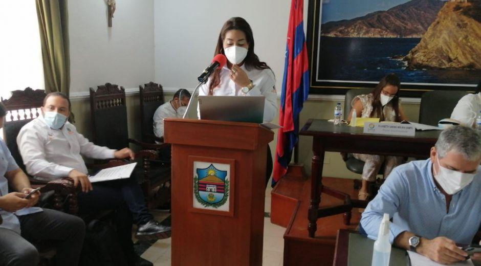 Diana Celedón estaba citada para el próximo lunes al recinto de la Asamblea.