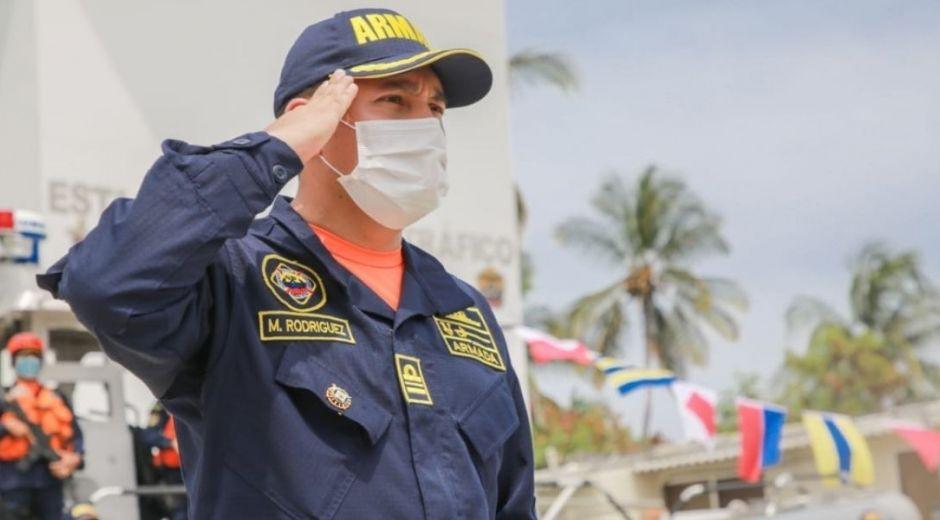 Nuevo comandante de Guardacostas.