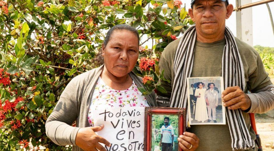 Victimas de desplazamiento forzado en Zona Bananera.