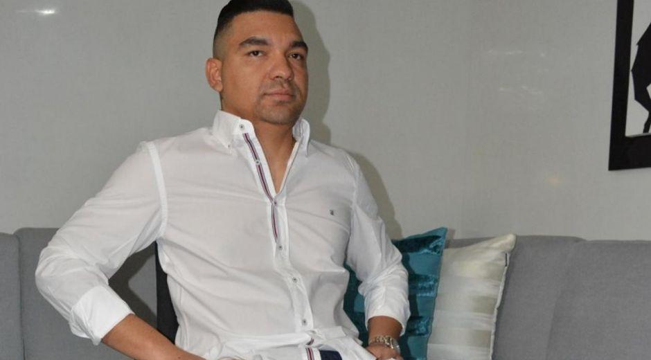 Elkin Javier López, alias 'La Silla'.