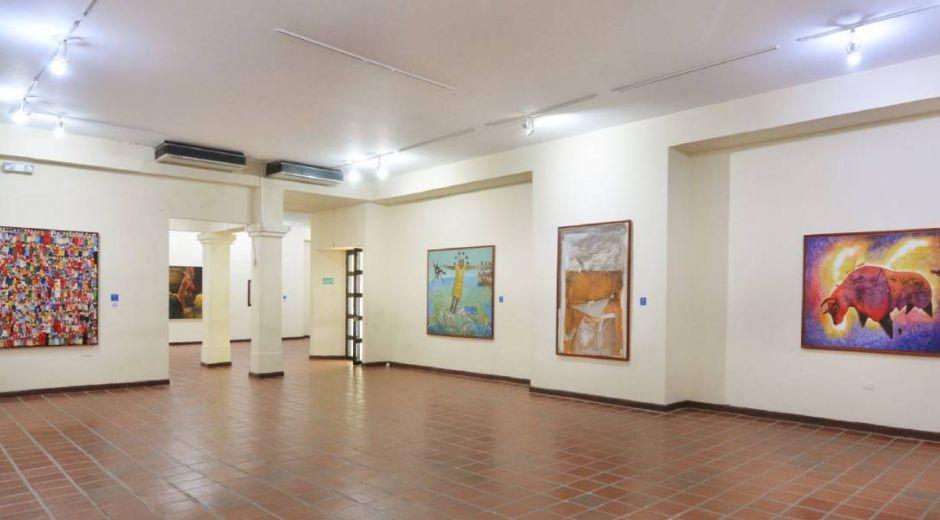 Museo Bolivariano.