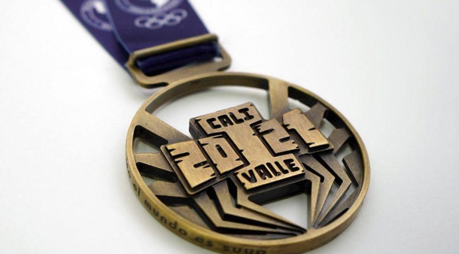 Medalla de los Panamericanos Junior.