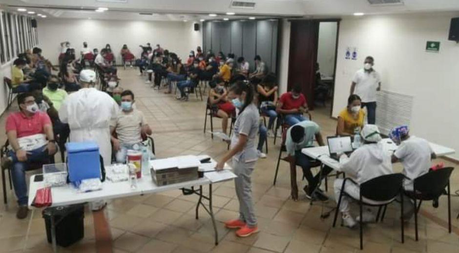 Avanzando en el proceso de inmunización a la comunidad universitaria.