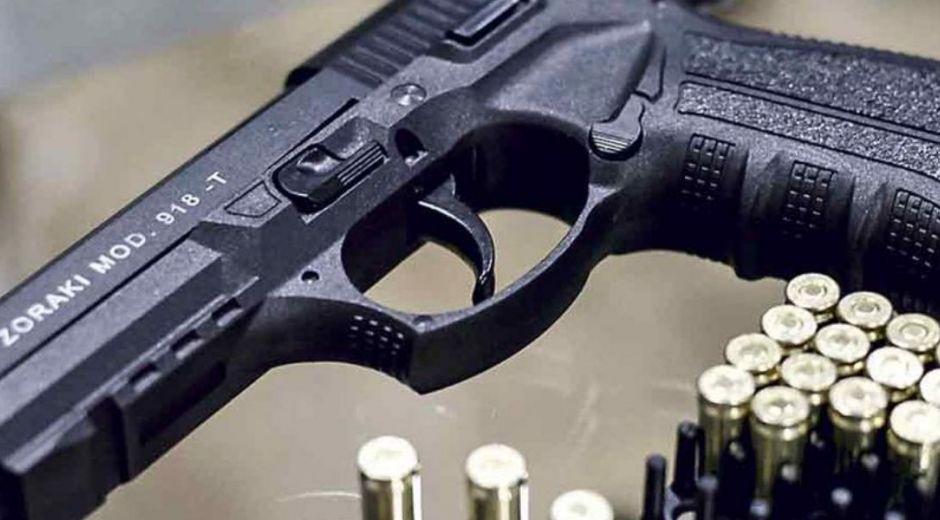 Regulación de armas en Colombia