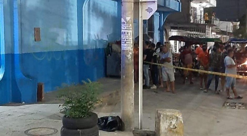 Hallan cabeza humana en un barrio de Barranquilla.