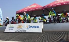 Las competencias se realizarán en la pista de BMX en el sector de Bureche.
