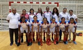 Selección Magdalena femenina de fútbol de salón.