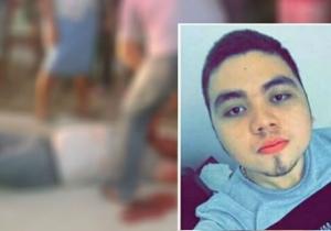 Juan Pablo Lesmes Palacio sufrió un accidente cuando se dirigía para su casa.