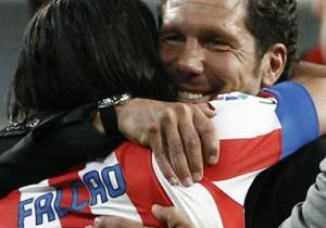 El argentino resaltó el excelente momento que pasa el futbolista colombiano.