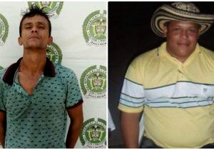 Alias Chocho fue capturado por el homicidio de Alejandro Campo Fontalvo.