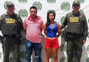 Presuntos asesinos del abogado Atenógenses Pertúz Polo.