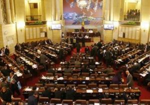 Plenaria del Senado de La República de Colombia.