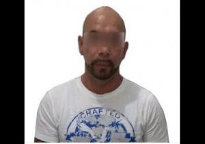 Juan Carlos Marín Cardona, colombiano capturado por narcotráfico.