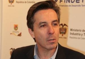Roberto Prieto, exgerente de la campaña de Santos Presidente.