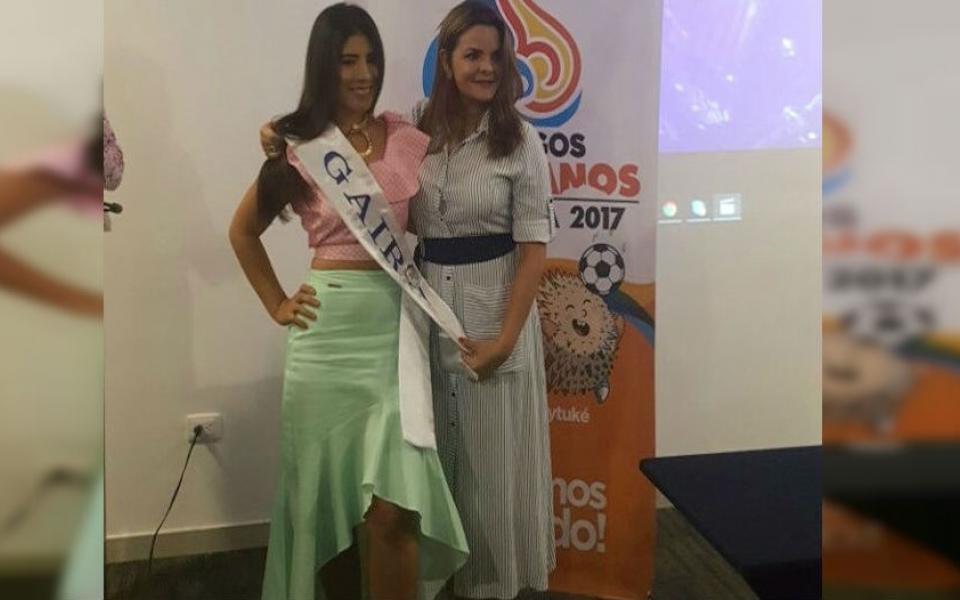 Alexa Beatriz Osorio Gómez, Gaira.