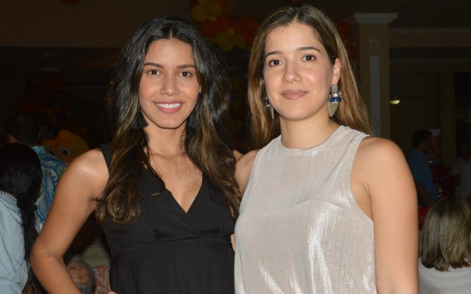 Samara y Fátima Saghair Granados