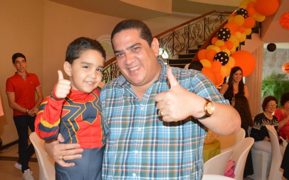 David Correa Steer y Jerónimo Correa Zabaleta