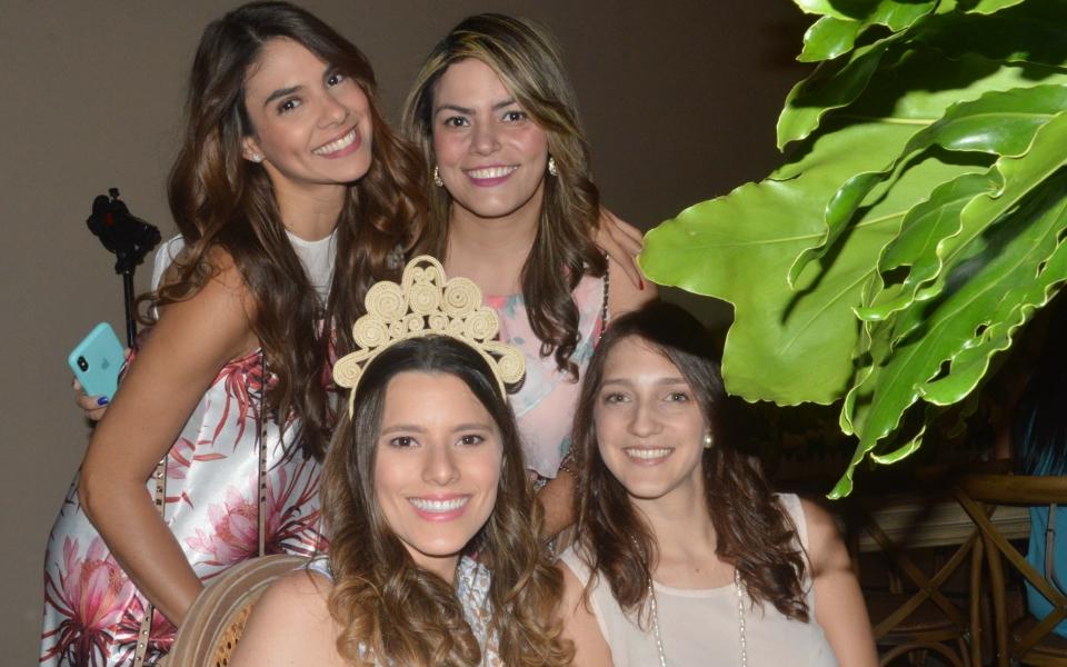 María Victoria Vives, Beatriz González, Laura Ceballos y Ana Urda