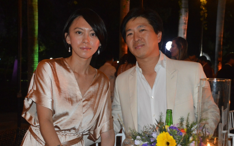 Han Yu y Yesica HSU