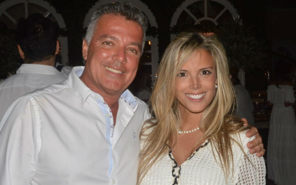 Jessica Palma y Juan Carlos Toro
