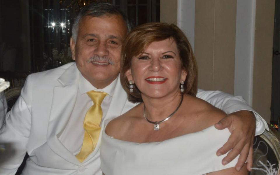 Jorge y Letty Saade