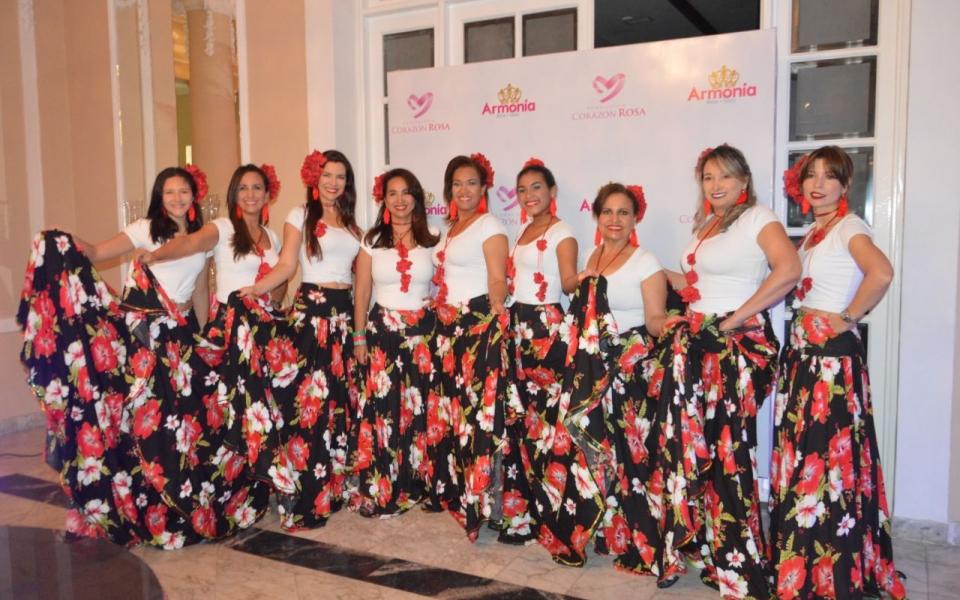 Nayrobis Alvarado, Luisa Aarón, María Sánchez, Zeudi Obregón, Lauren Mesa, Liliana Paba, Ana Sofía Urbina, Virginia Ariza, María Flórez.