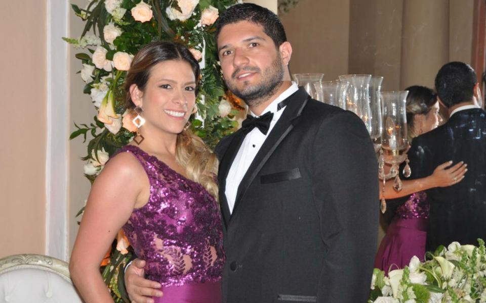 Natalia Abello y Santiago Echeverri.