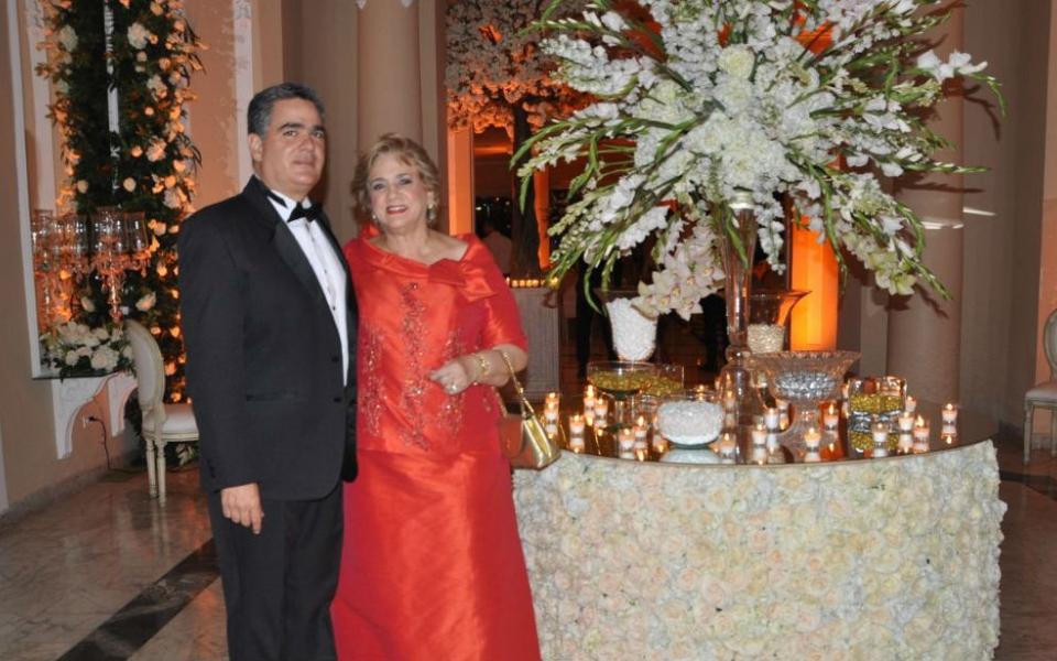 Cora Laborde y Lacho Soto.