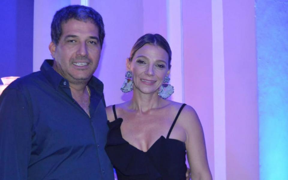 Juan Hurtado y Beatriz Dávila.