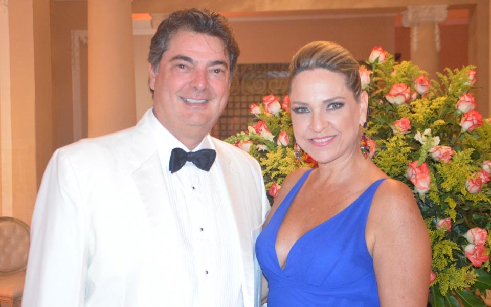 Manuel Julián Dávila y  Mónica Solano