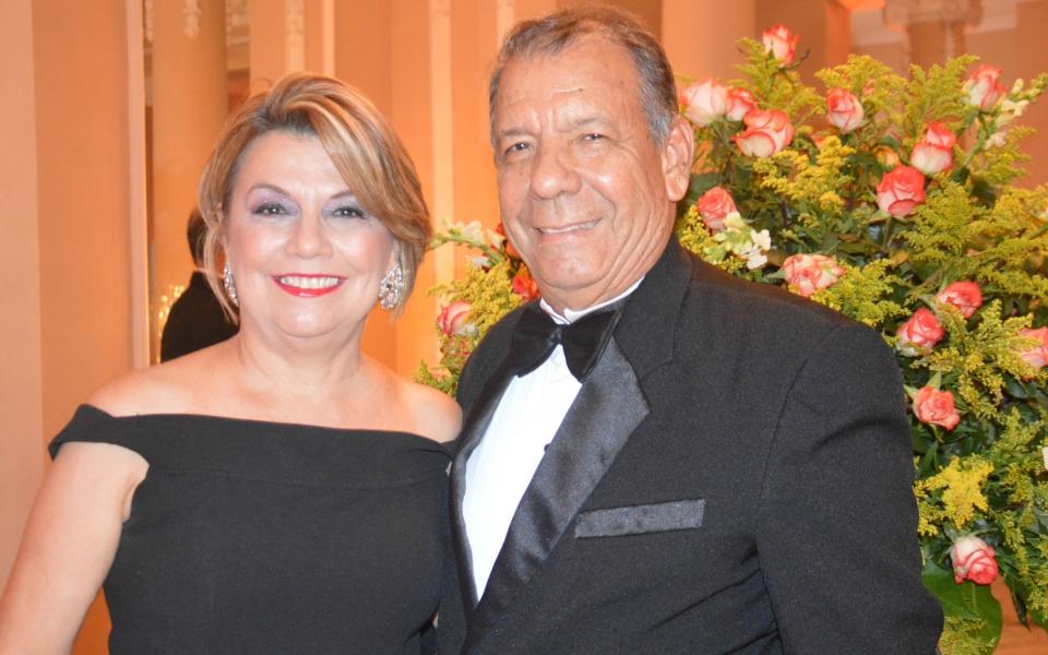 Patricia Martínez y  Alfredo Capmartín