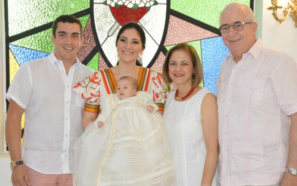 Rafael Zúñiga, Rafael Ignacio Zúñiga, Manira Díaz Granados, María del Rosario Guerra, Jeins Meza.