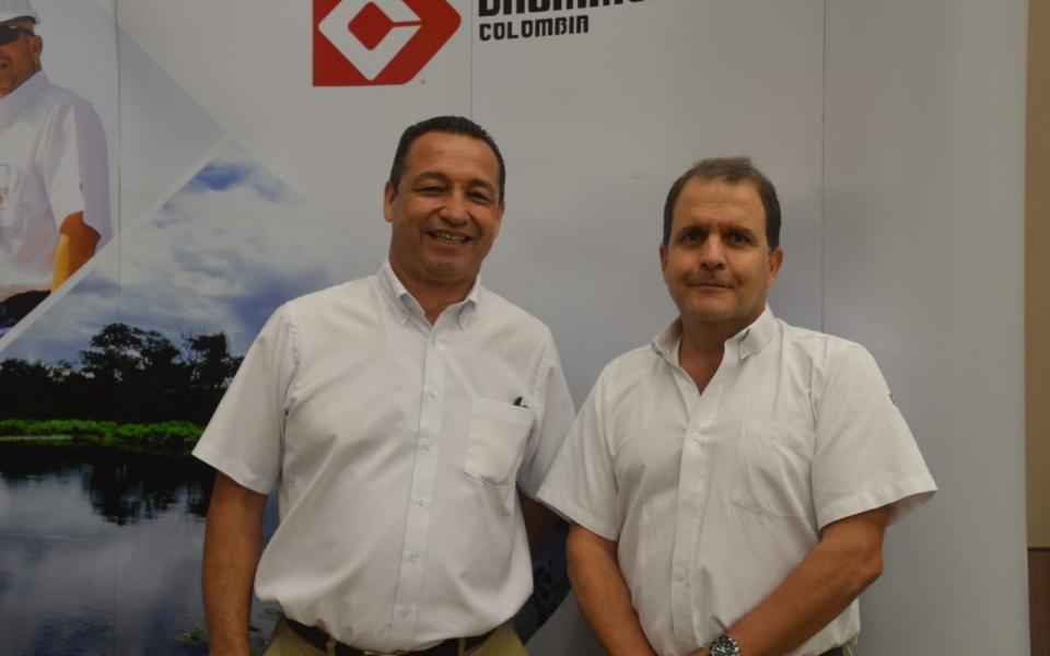 Ricardo Luna y Enrique Álvarez