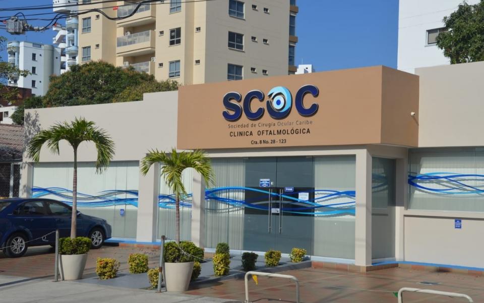 Los empleados de la SCOC.